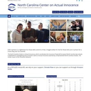 NC Center on Actual Innocence